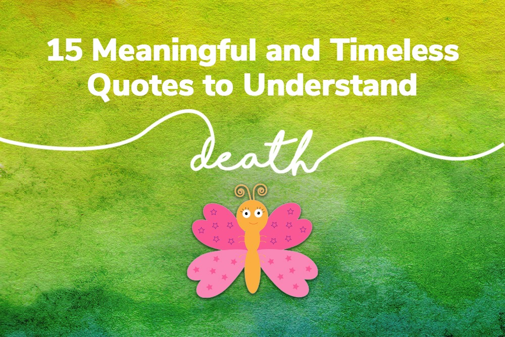 QUOTES TO UNDERSTAND DEATH